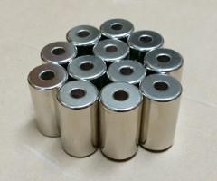 Неодимовые магниты. Диаметральные кольца.