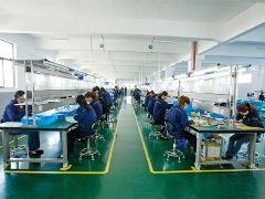 Производство неодимовых магнитов в Китае