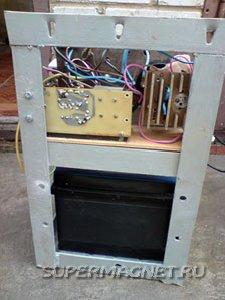Cистемный блок генератора