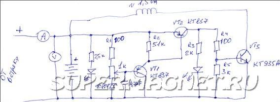 Ветрогенератор своими руками на 12 вольт схема 28